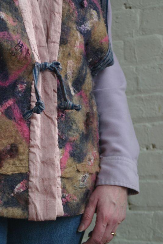 RBC,  Japanese Vest (detail)