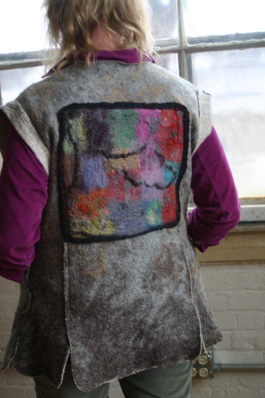 RBC, Walkabout Vest