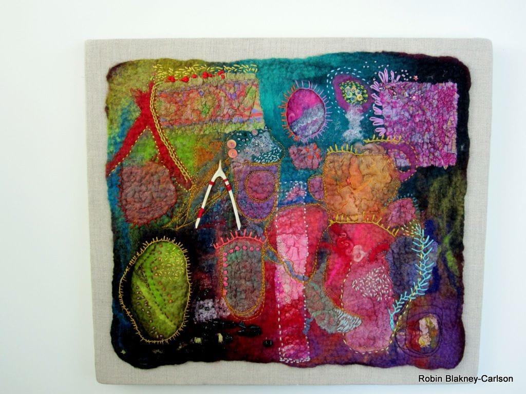 Robin Blakney-Carlson, Wish, artfelt