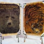 Bear and Tiger - Creation Myth