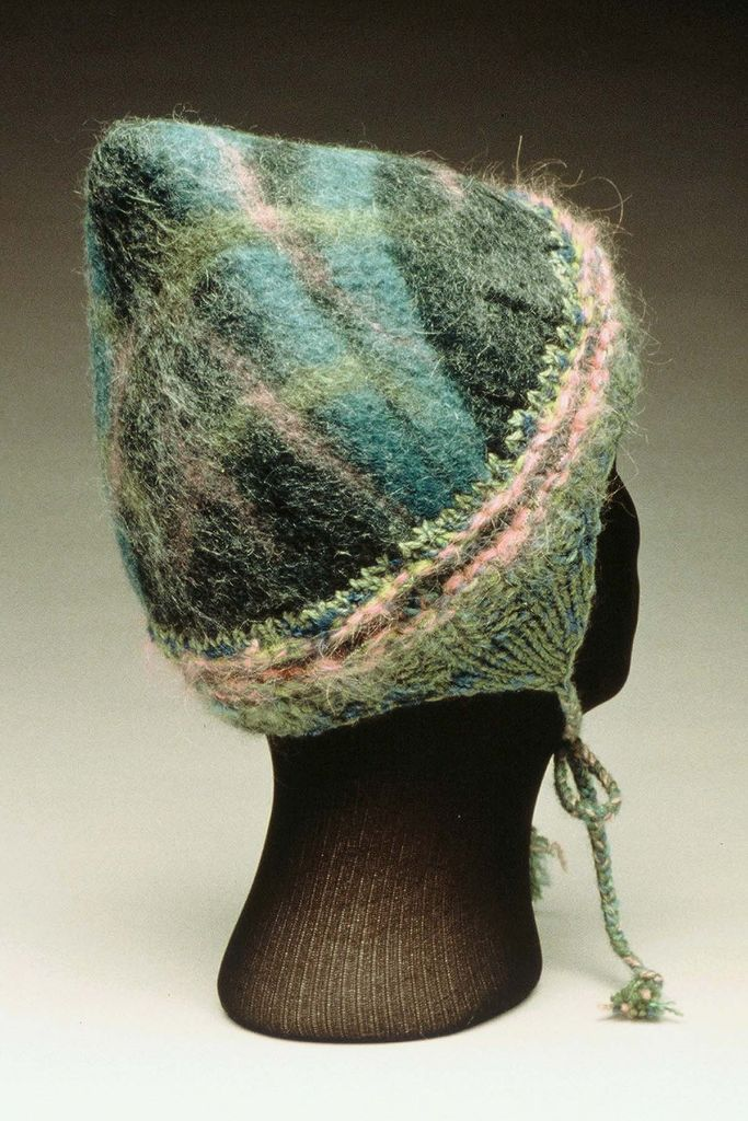 Green Peruvian Hat