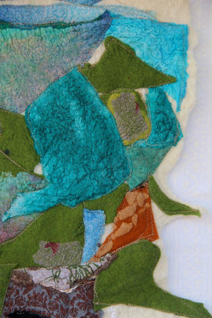 Tree collage (detail)