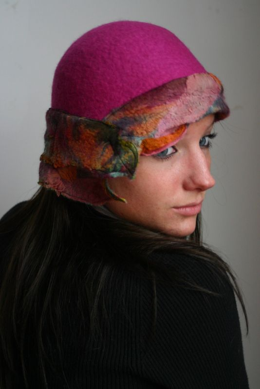 RBC, Cloche,  Shibori Band