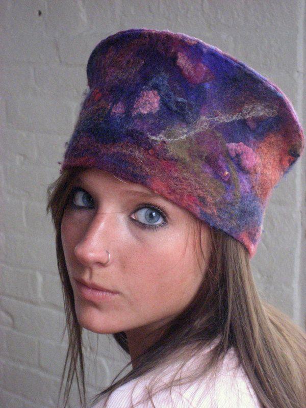 RBC, Purples Troubadour Hat