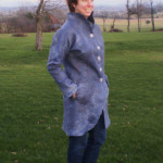 Seamless Coat - with instruction from Linda Veilleux