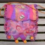 curly purse