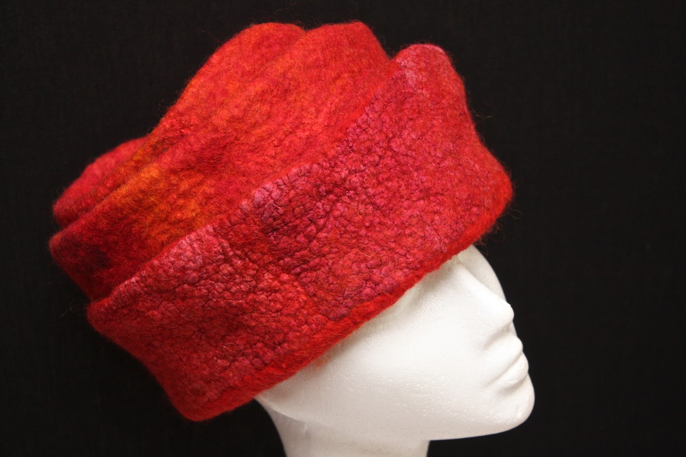 Red Cloche (view 2)