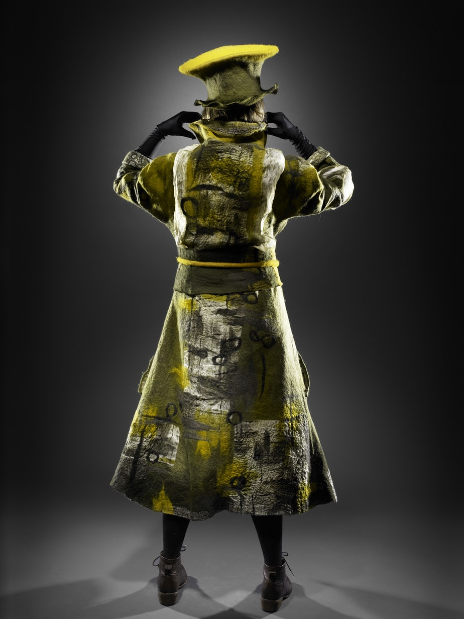 Gustave Klimt Coat