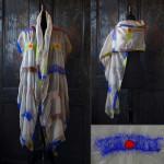 Nuno felt shawl.
