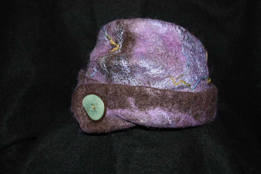 Felted Hats 2012 (32)