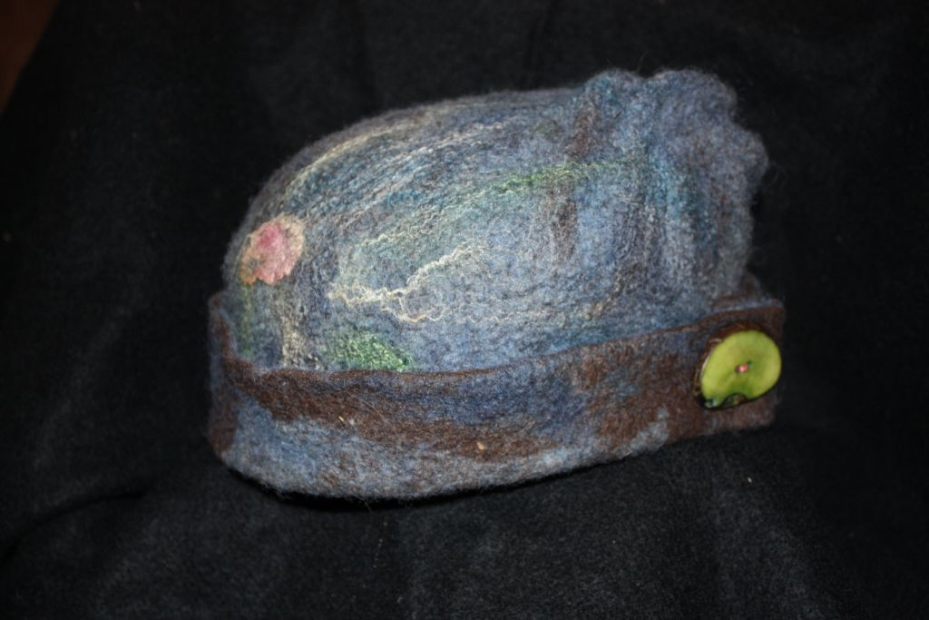 Felted Hats 2012 (34)