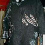 Black and White Jacket by Eiko Blow