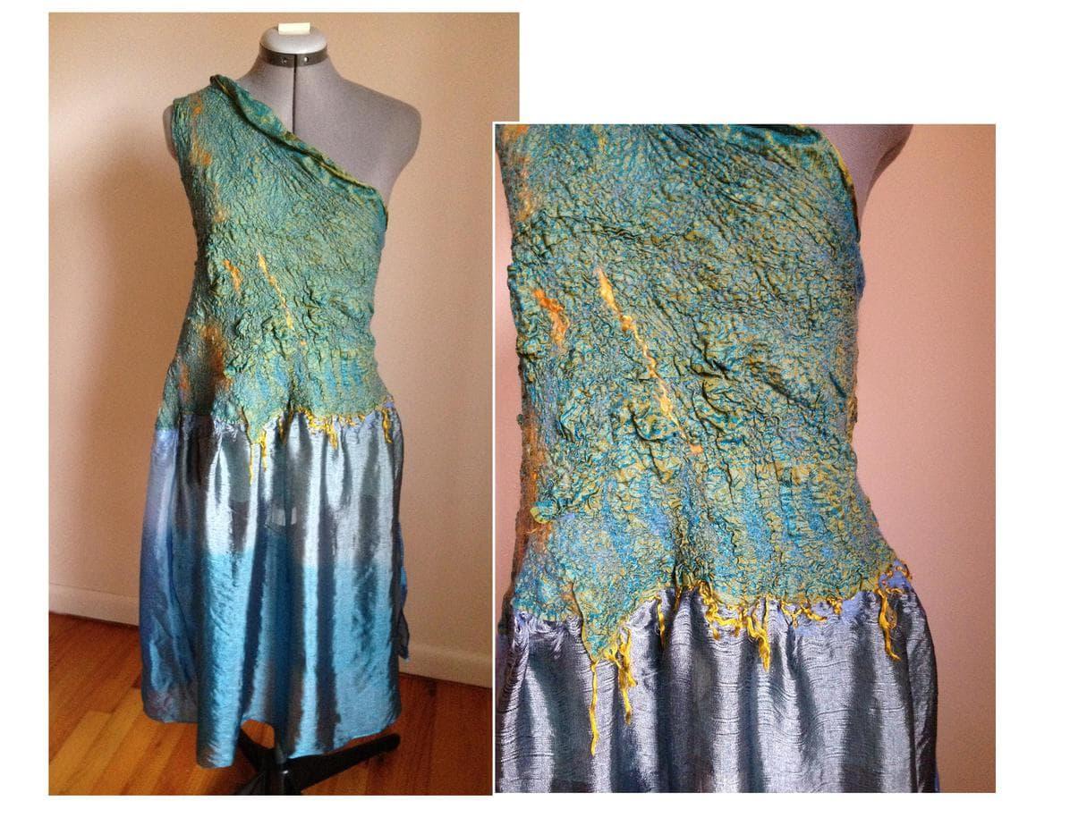 Malahit-dress