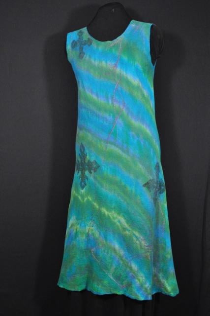 Sea goddess dress