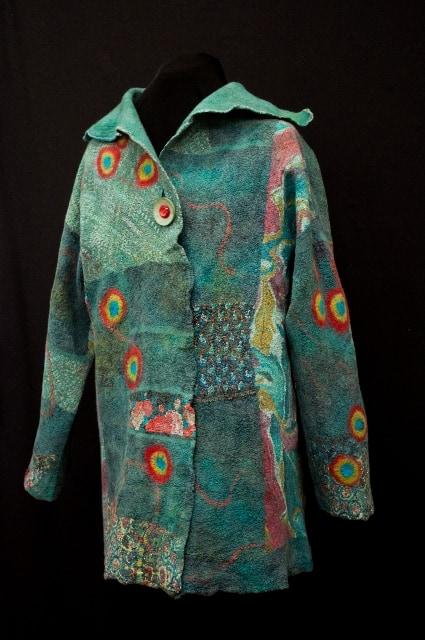 Nuno Felted Garments Northeast Feltmakers Guild