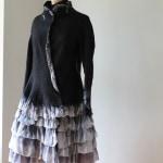 swan coat