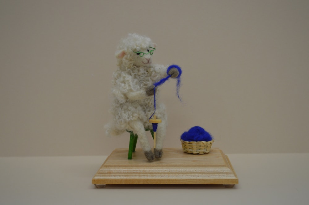 Spinning Sheep