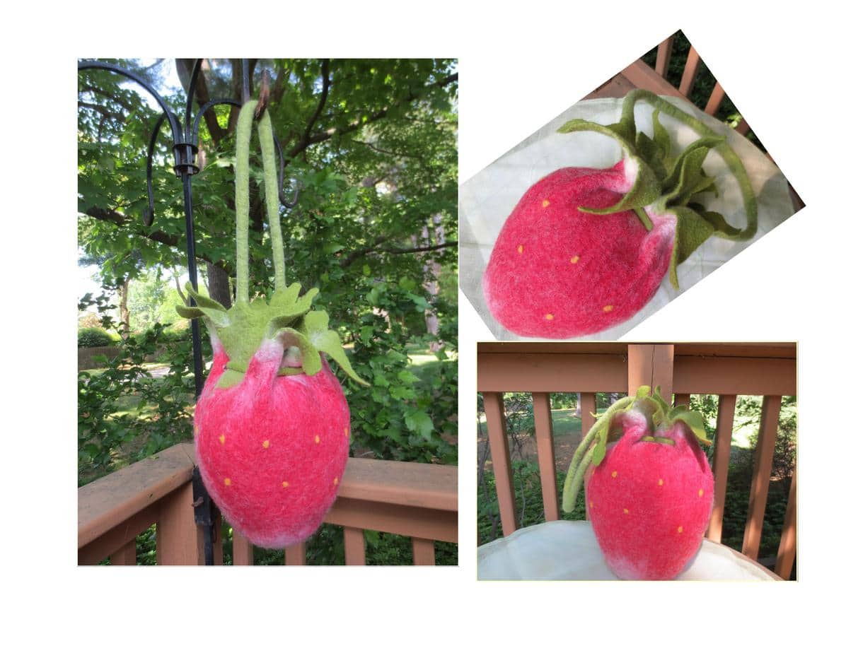 Strawberry-Bag