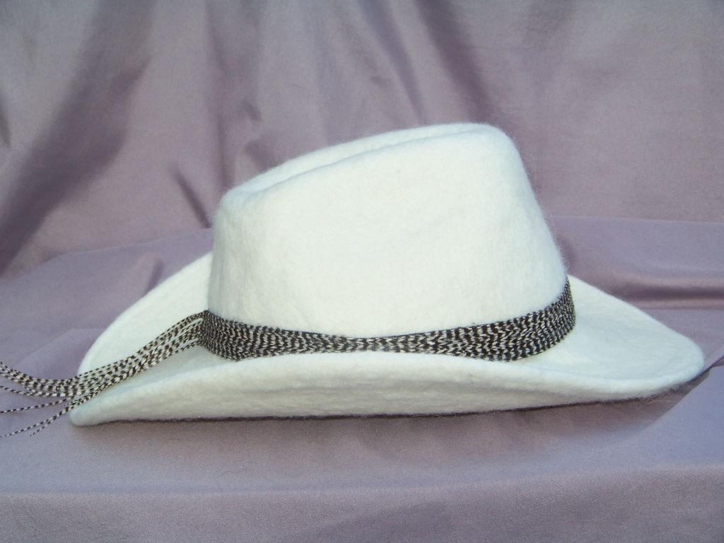 Alpaca Cowboy Hat