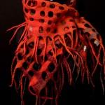 Cardinal Red scarf