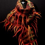 Fire scarf