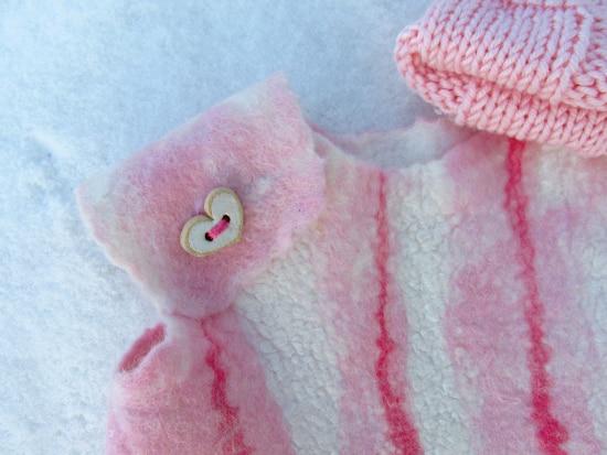 Newborn Nuno Dress