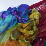 Nuno felt /felt scarves -2015-2016