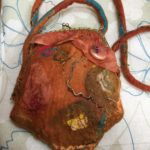 Hand Felted Clothing and Sculpture