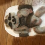 Sloth baby brother puppet