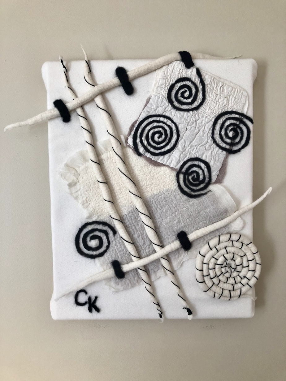 Textural Spirals