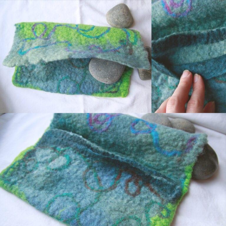 greenbluefannypack