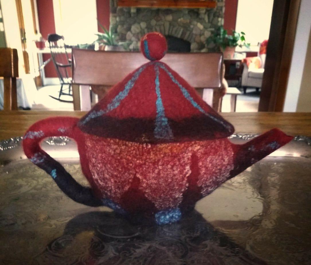 Teapot-Experiment