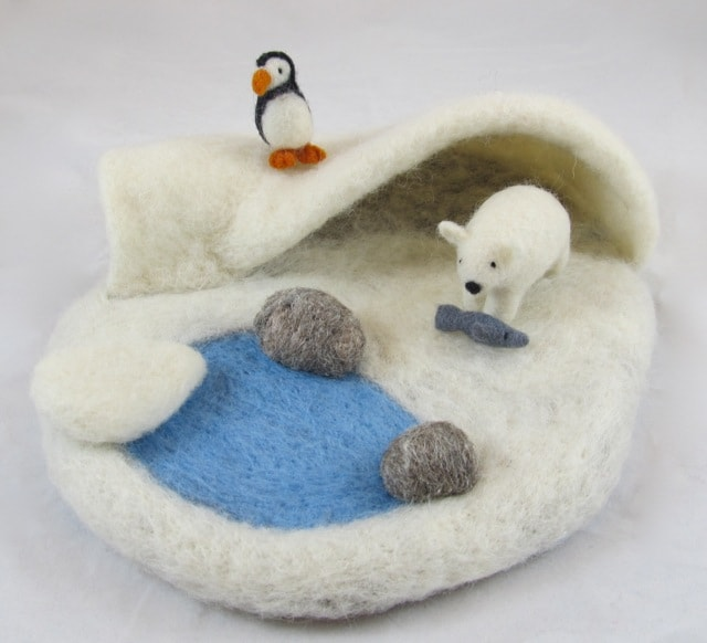 arctic playmat