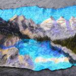 Rocky Mountain Wallpiece