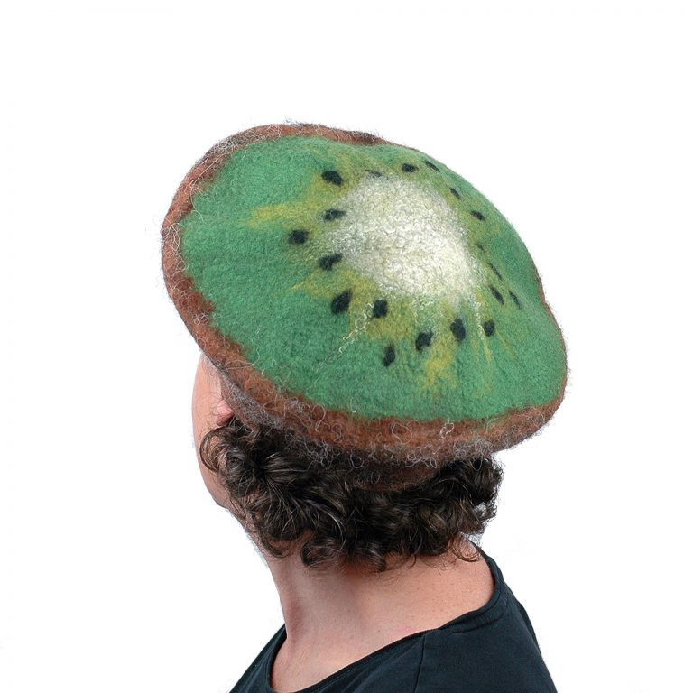 Juliane-Gorman_felted-kiwi-fruit-hat
