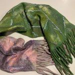 Nuno felt scarf.